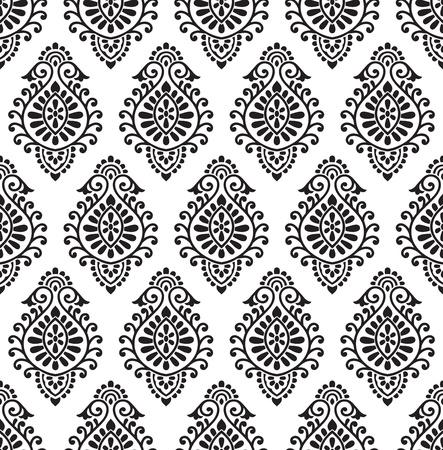 Royal seamless wallpaper Vettoriali