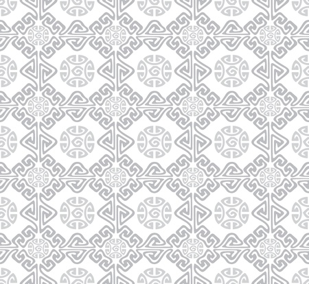 Seamless traditional pattern Stock Vector - 20299109