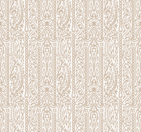 mustered: Seamless traditional wallpaper