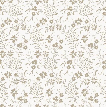 mustered: Textiles de fondo floral transparente