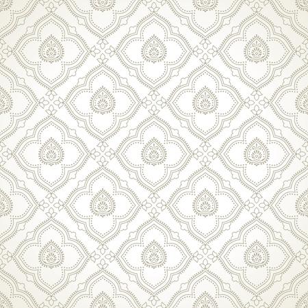 Seamless luxurious wallpaper Vector