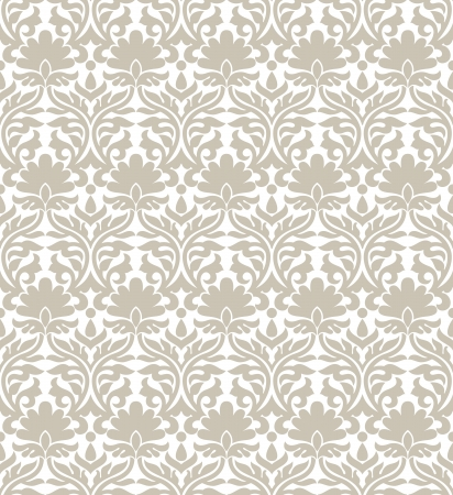 vector wallpaper: Seamless royal vector wallpaper