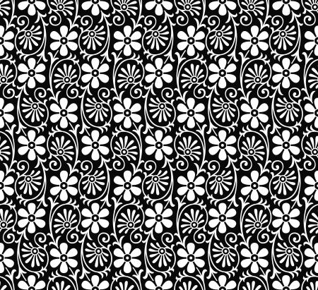 Vector floral patr�n