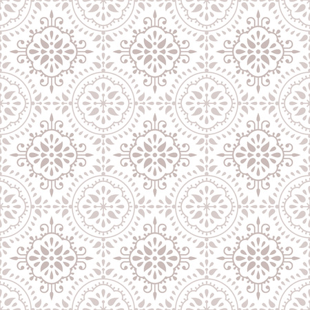 mustered: Royal seamless vector pattern