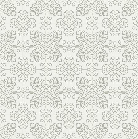 Vector flourish pattern Vector