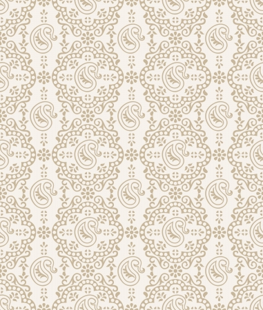 Seamless designer pattern Illustration