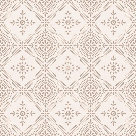 mustered: Seamless royal wallpaper