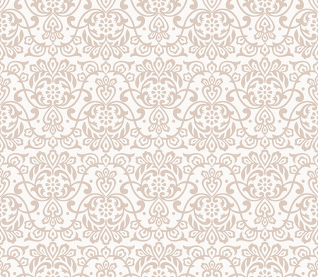 Damask wallpaper Stock Vector - 25996560