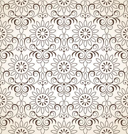 rich wallpaper: Floral rich wallpaper