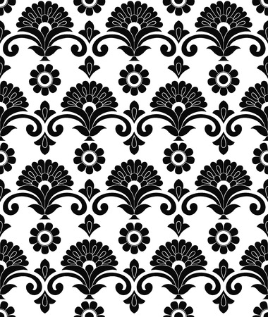 Floral seamless design Stock Vector - 26582366