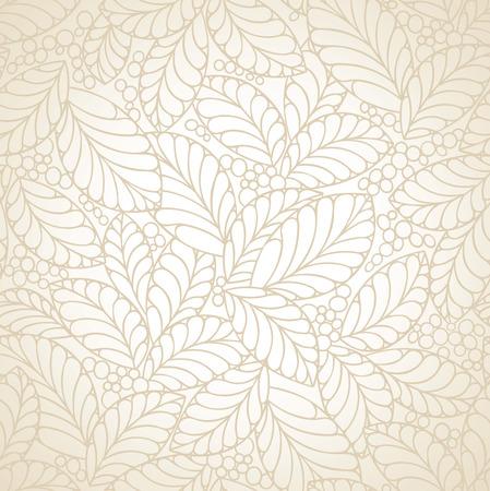 mustered: Seamless designer background Illustration