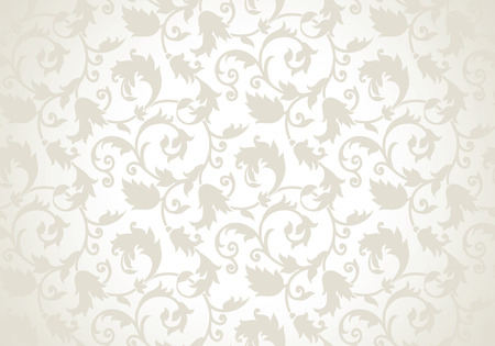 Royal seamless vector wallpaper Vector