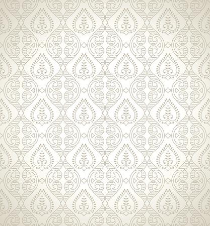 vector wallpaper: Seamless rich vector wallpaper