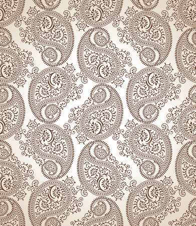 vector wallpaper: Paisley vector wallpaper