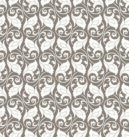 laminated: Seamless rich designer wallpaper Illustration