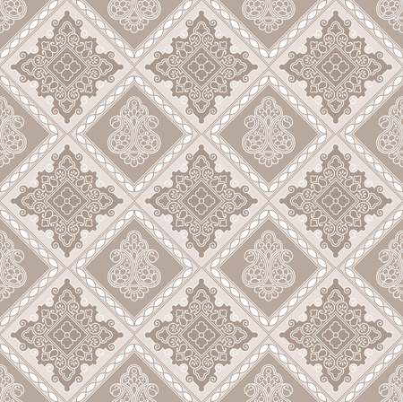 mustered: Royal seamless paisley background
