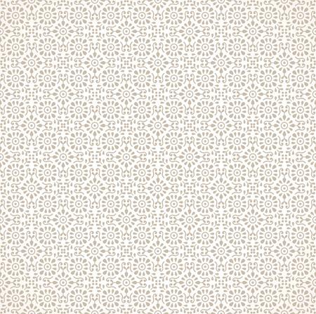 mustered: Royal damask seamless floral wallpaper