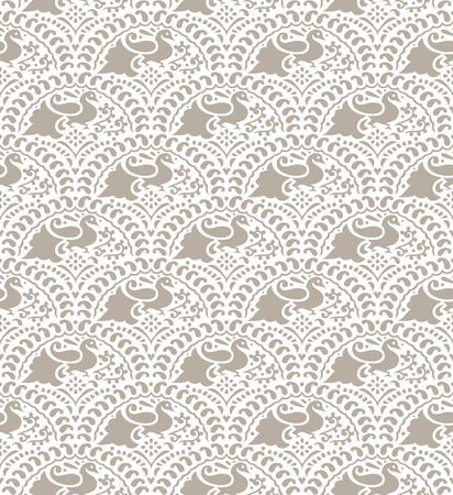 Traditional seamless wallpaper Vector