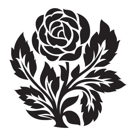 illustrators: Floral Motif