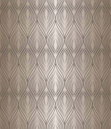 Seamless vector metallic pattern 일러스트