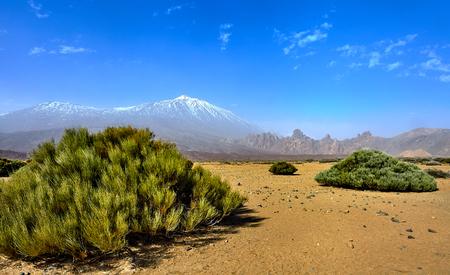Canary Islands Mount Teide
