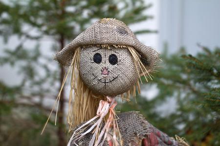 scarecrow: Scarecrow Stock Photo