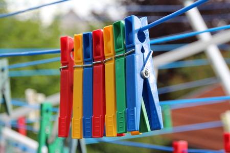 clothespins: Clothespins