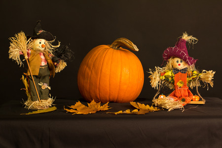 Halloween. Automne Still Life. Banque d'images - 44514219