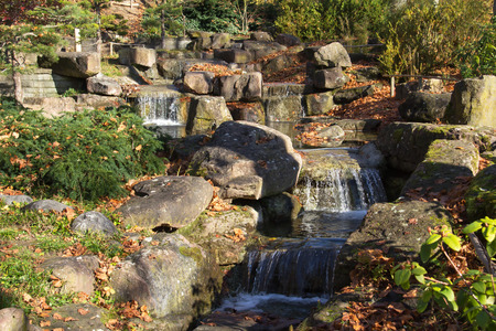 cascade: Cascade Stock Photo