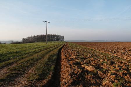arable: arable Stock Photo