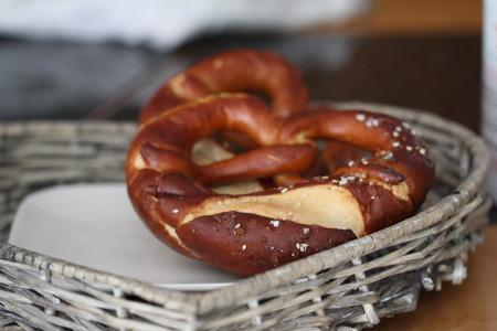 pretzel: Pretzels