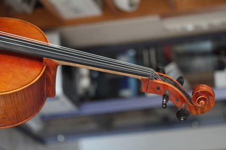 Violoncello Stock Photo