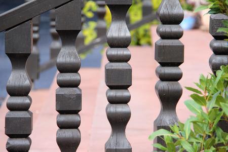 railing: Railing Stock Photo