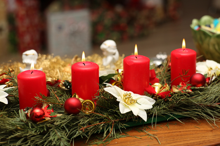 Internationally Holidays  Christmas  Advent is a season-observed in many Western Christian churches as a time of expectant waiting and preparation for the celebration of the