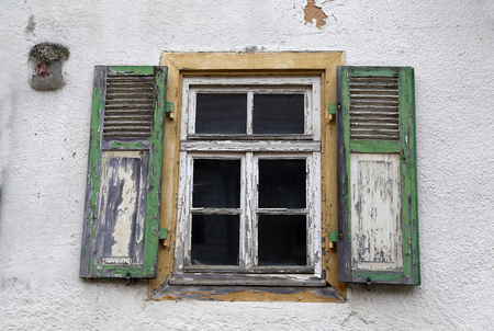 Old Window Banque d'images - 71891537