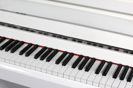 Musical instruments  Piano keys  Parts
