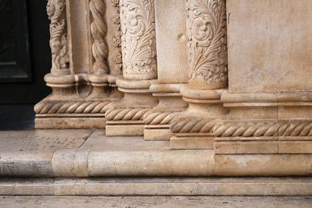 Column / Antique column / Pillar. Stok Fotoğraf