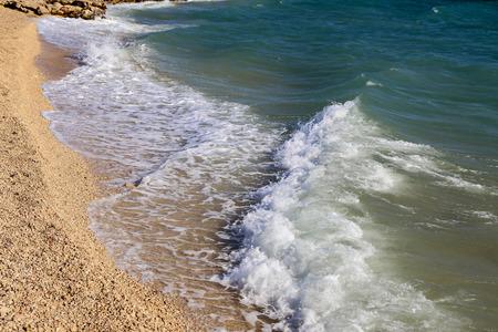 Seelandschaft  Adria  Meereswellen