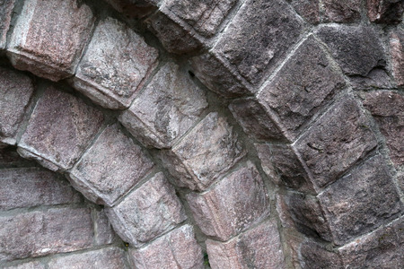 Old Sandstone Wall Standard-Bild - 110763852