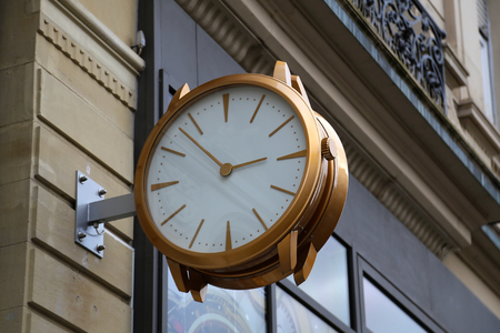 Beautiful city clock