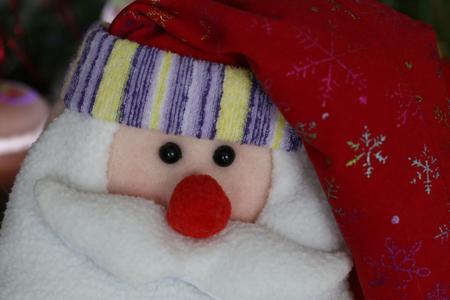 Weihnachten / schöne Weihnachten und neue Sommerszene Standard-Bild - 93720705