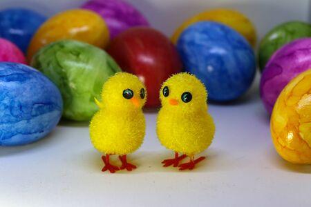 Easter / Internationally Holidays / Motifs on Easter theme