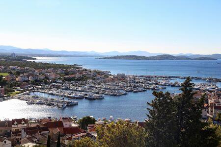Tribunj is a village and a municipality in ?ibenik-Knin County, Croatia.