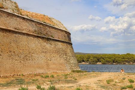 St. Nicholas Fortress? Sibenik, Croatia