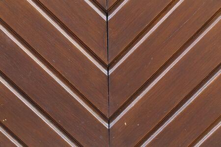 Background  wooden gates  Fragment of wooden gates Reklamní fotografie