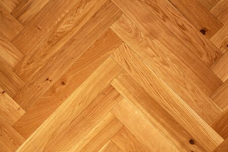 Natürliches Holz Parket Muster Hintergrundbild Textur. Standard-Bild