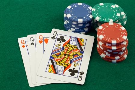 Poker women