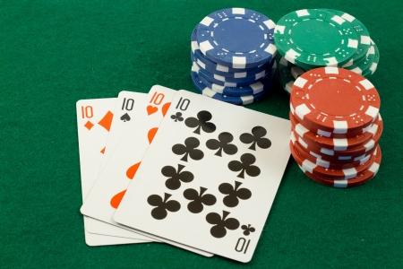 Poker ten