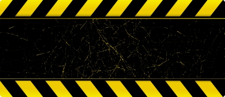 industrial dark construction background with place for text