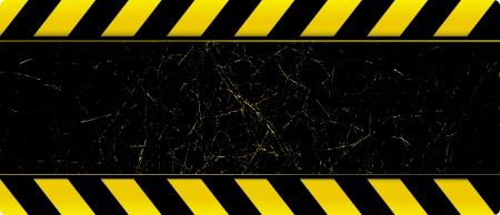 warning: Industrie dunklen Bau Hintergrund mit Platz für Text